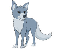 Free Coyote Clipart - Clip Art Pictures - Graphics ...