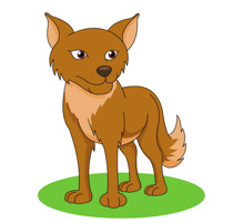 Free Coyote Clipart Pictures - Illustrations - Clip Art and Graphics