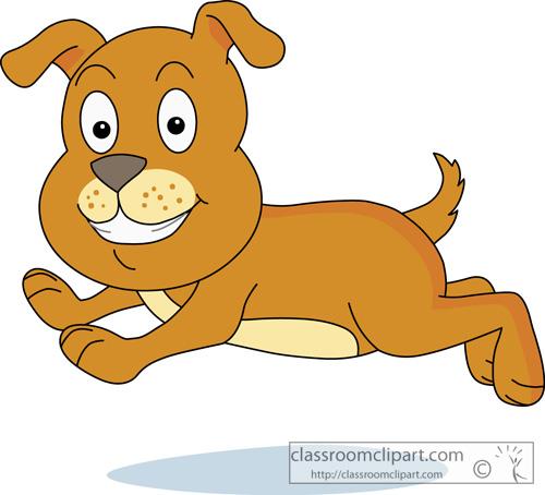 free clipart dog running - photo #20