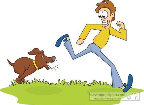free clipart dog running - photo #17