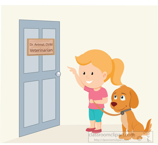 girl-and-dog-entering-veterinarian-office-clipart-8420.jpg