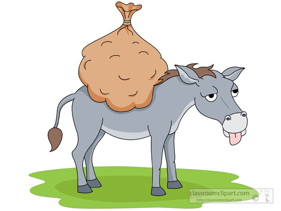 donkey-carries-load-on-back-clipart.jpg