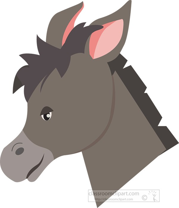 donkey-face-side-view-vector-clipart-.jpg