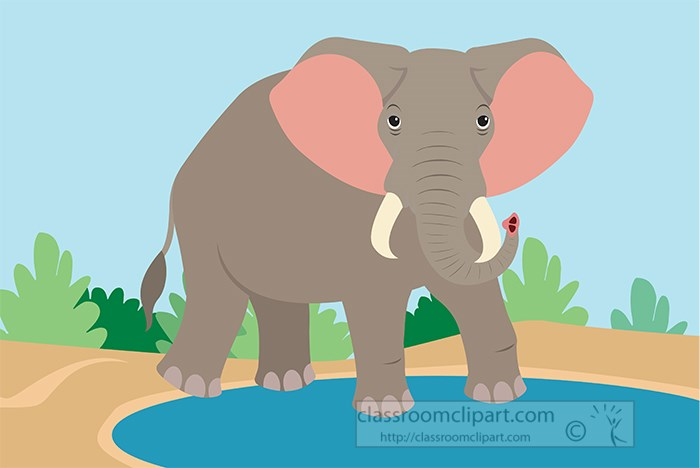 african-elephant-at-water-hole-clipart.jpg