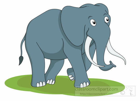 free elephant clipart clip art pictures graphics illustrations rh classroomclipart com clipart elephant with heart clip art elephants free