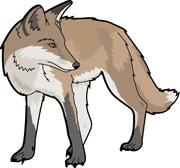 free fox clipart clip art pictures graphics illustrations rh classroomclipart com  free fox clipart images
