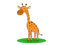 free giraffe clipart clip art pictures graphics illustrations baby animal clipart free baby animal clipart for mac