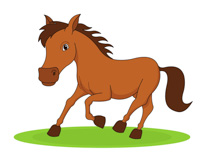 Free Horse Clipart - Clip Art Pictures - Graphics - Illustrations