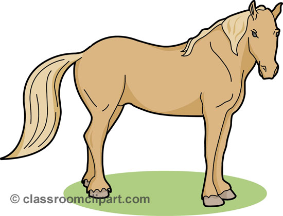 Free Horse Clipart | animalgals