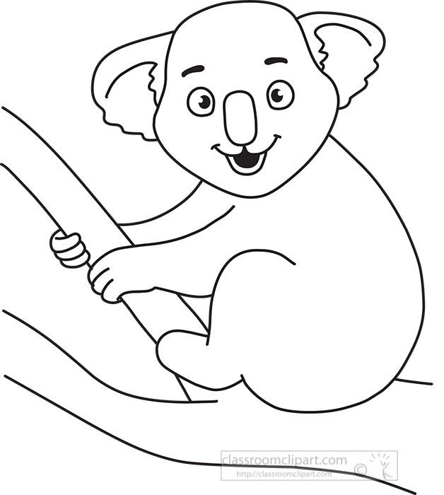 cute-koala-black-white-outline-clipart.jpg