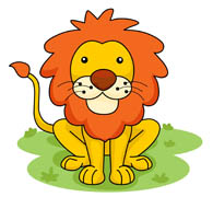 Free Lion Clipart - Clip Art Pictures - Graphics - Illustrations