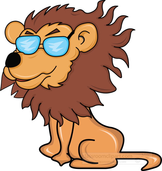 cartoon-style-lion-sitting-on-all-fours-wearing-sunglasses-clipar.jpg
