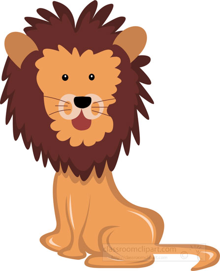flat-design-lion-sitting-with-tail-graphic-clipart-image.jpg