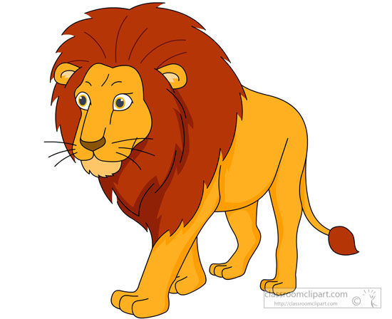 free lion clipart clip art pictures graphics illustrations rh classroomclipart com lion king clipart free lion tamer clipart free