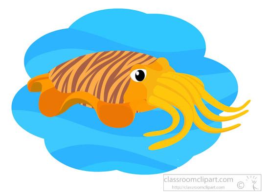 cuttlefish-mollusk-clipart-614.jpg