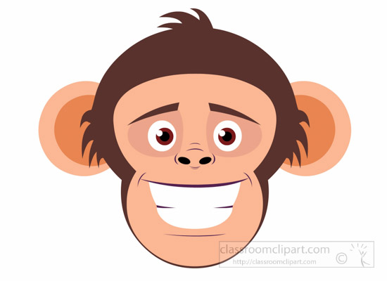 chimpanzee-face-smiling-expression-clipart-6926.jpg