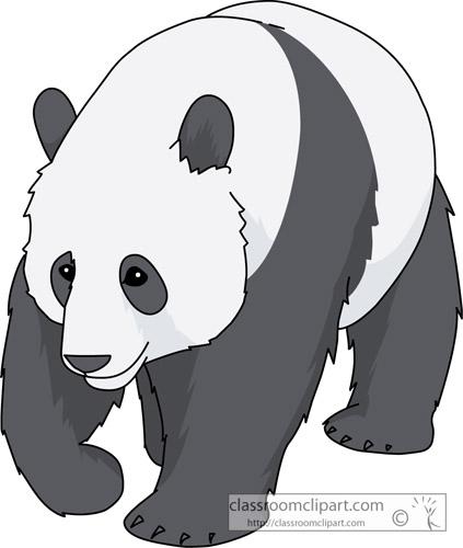 clipart panda female - photo #43