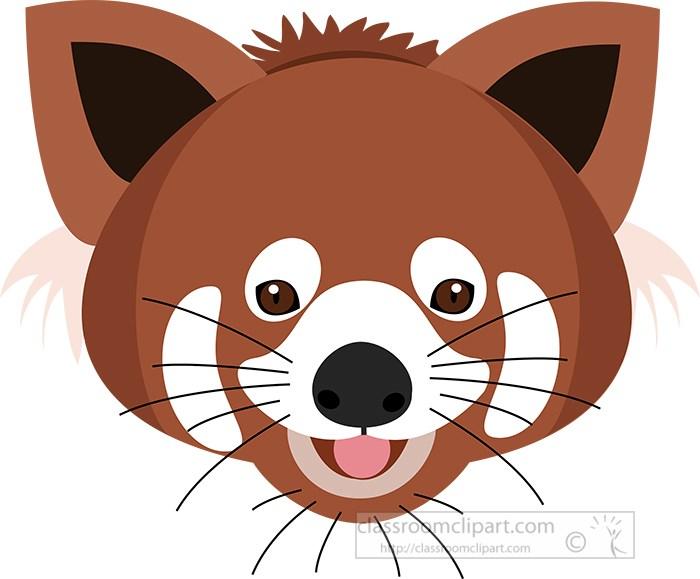 smiling-red-panda-face-vector-clipart.jpg