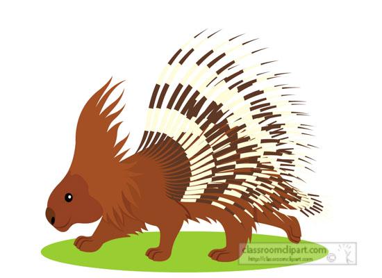 brown-porcupine-clipart-6718.jpg