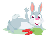 Free Rabbit Clipart - Clip Art Pictures - Graphics - Illustrations
