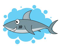 free shark clipart clip art pictures graphics illustrations rh classroomclipart com clipart sharks free clipart pictures of sharks
