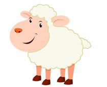 free sheep clipart clip art pictures graphics