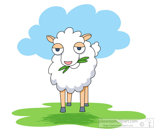 animals eating clipart - photo #14