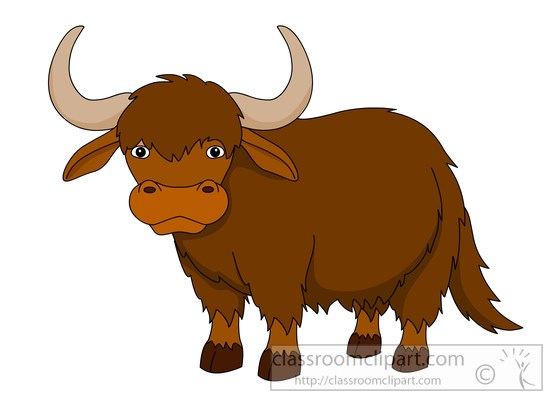 young-brown-yak-clipart-58199.jpg