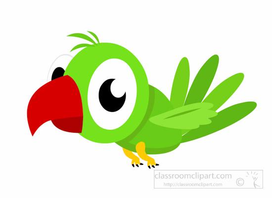 cute-parrot-clipart-6830.jpg