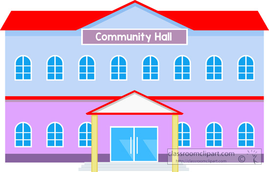 Community Center Clip Art – Cliparts