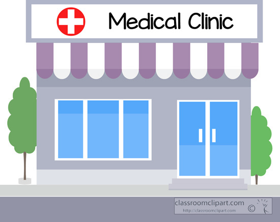 Architecture Clipart- medical-clinic-2-building-clipart ...