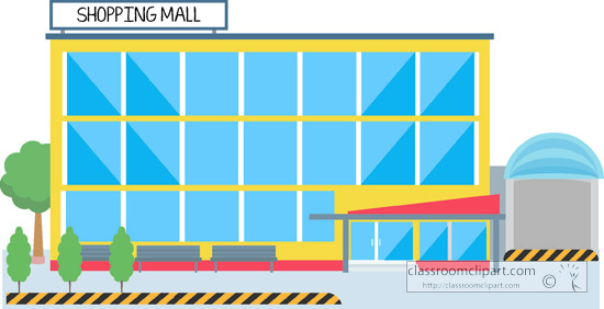 Architecture Clipart - shopping-mall-clipart-133 ...