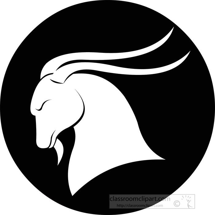 astrology-sign-capricorn-black-white-clipart-6227.jpg