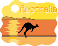 free australia clipart clip art pictures graphics illustrations rh classroomclipart com australian clip art images australia clip art free