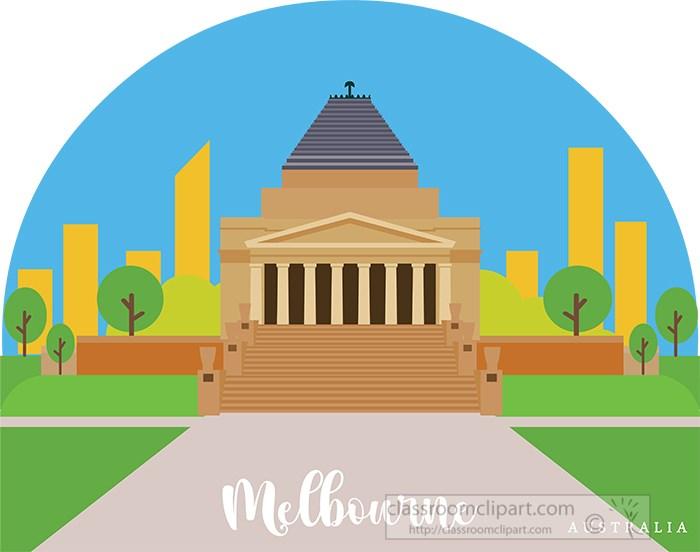 shrine-of-remembrance-monument-melbourne-australia-clipart.jpg