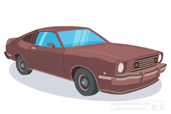 1978-ford-mustang-king-cobra-dark-brown-clipart.jpg