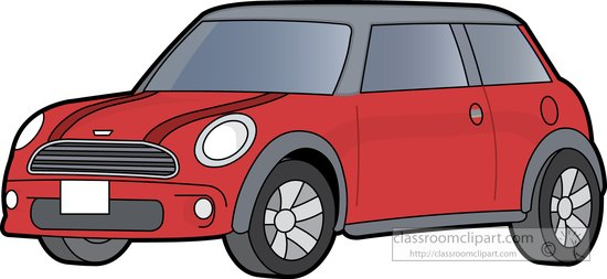 Mini Cooper Coupe Car Clipart 801323 Jpg