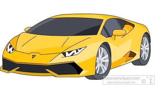 yellow-lamborghini-sports-car-clipart-34234.jpg