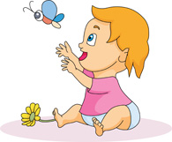 New Baby Clipart | Free Images at Clker.com - vector clip art online,  royalty free & public domain