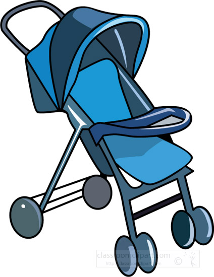 clipart-of-a-baby-stroller-with-cover.jpg