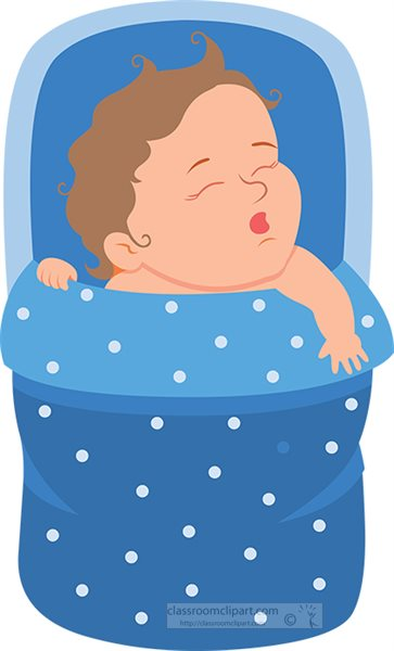 Free Newborn Baby Boy Clipart in AI, SVG, EPS or PSD