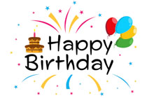 Image result for happy birthday clipart images