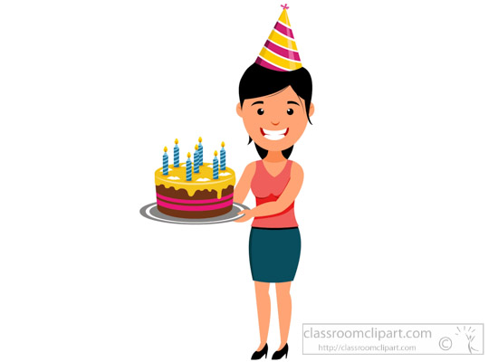 lady-holding-candle-lit-birthday-cake-clipart.jpg