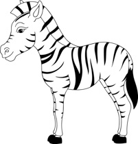 search results for zebra clipart clip art pictures graphics rh classroomclipart com clipart zebra head clipart zebra free