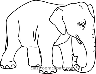 Baby Elephant Stock Illustrations  Royalty Free  GoGraph
