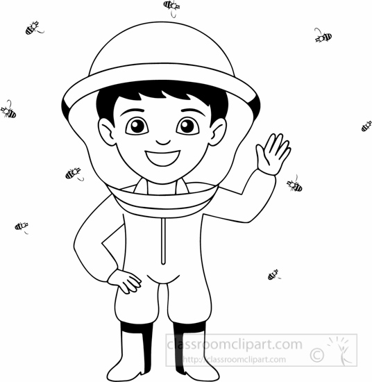 black-white-honey-production-beekeeper-black-white-clipart.jpg