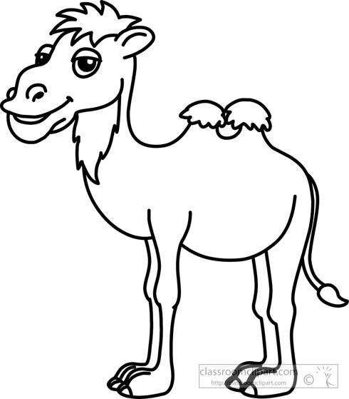 camel-black-white-outline-clipart-910.jpg