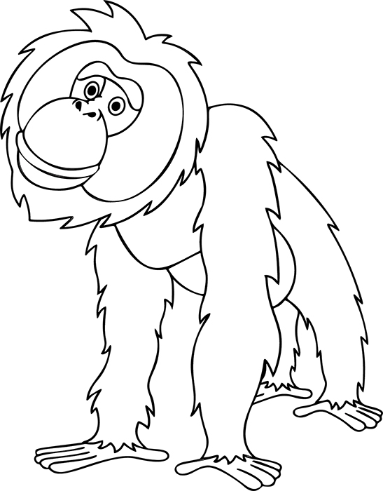 cute-orangutan-on-all-fours-black-outline-clipart.jpg