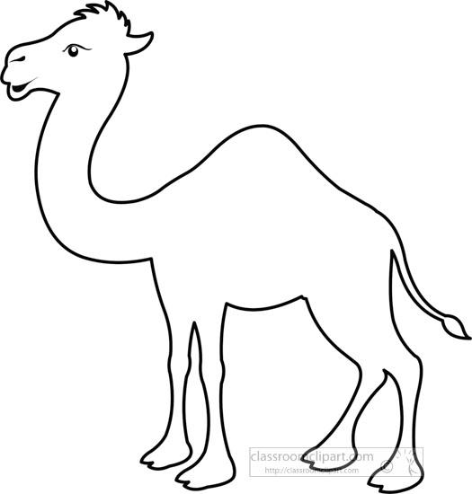 dromedary-camel-outline-clipart.jpg