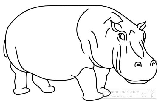 hippopotamus_in_water_01_2912_outline.jpg